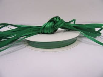 Bright Emerald Green Satin ribbon Double sided, 3mm 7mm 10mm 15mm 25mm 38mm 50mm Roll Bow